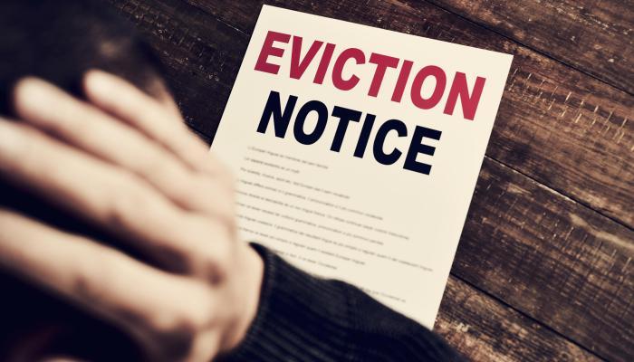 eviction moratorium california