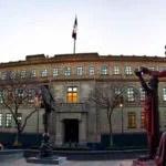 SUPREMA CORTE DE JUSTICIA DE LA NACIÓN RINDE HOMENAJE DE DESPEDIDA A LA MINISTRA MARGARITA LUNA RAMOS