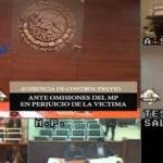 AUDIENCIA DE CONTROL ANTE OMISIONES EN PERJUICIO DE LA VICTIMA