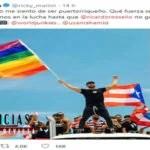 RICKY MARTIN  ENTRE LOS QUE ENCABEZAN PROTESTAS CONTRA EL GOBIERNO DE PUERTO RICO