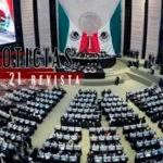 DIPUTADOS APRUEBAN LA LEY DE EXTINCIÓN DE DOMINIO Y SERA PUBLICADA EN EL DOF