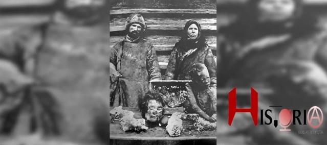 EL CANIBALISMO QUE EXISTIO EN RUSIA DURANTE LA 2ª. GUERRA MUNDIAL