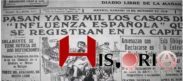 EPIDEMIAS Y PANDEMIAS HISTORICAS Y SU SIMILITUDES CON LA ACTUAL