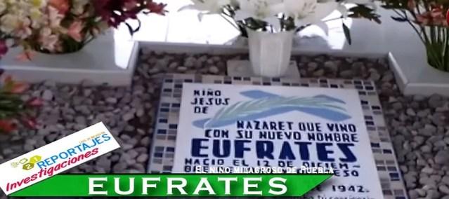 EUFRATES, EL NIÑO MILAGROSO DEL PANTEON DE LA PIEDAD