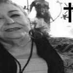 TRASCENDIÓ A LA ETERNIDAD LA ESCRITORA Y DRAMATURGA MEXICANA MARISSA GARRIDO