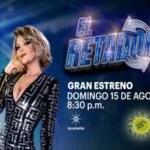 """""""EL RETADOR"""" INICIA TRANSMISIONES ESTE DOMINGO 15 DE AGOSTO POR """"LAS ESTRELLAS"""""""