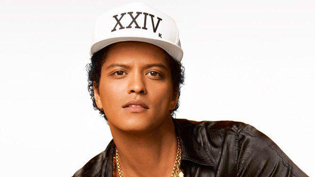 Bruno Mars estrena nueva canción y suena muy sexy