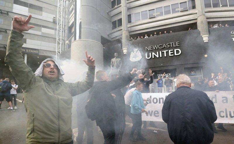 Newcastle: el nuevo rico amenaza con inflacion del futbol mundial