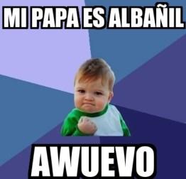 Resultado de imagen para bebe albañil