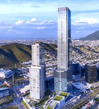 edificios más altos de México