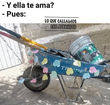 meme albañil 2020