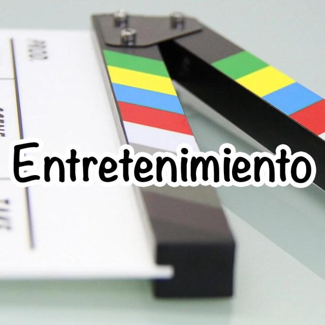 Categoría de artículos entretenimiento