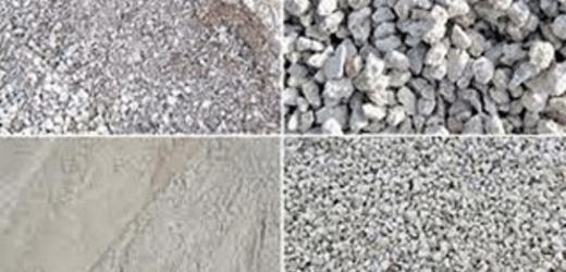Tipos de arenas en la construcción