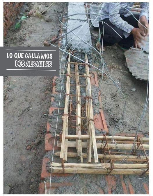 Trabes, Pedestales y Columnas en Cimentación