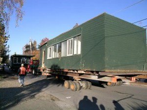 Neutra House Move