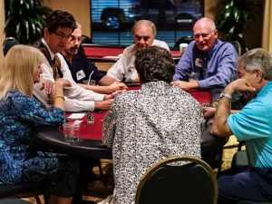 Los Altos Community Foundation and the Marriott Cares and Shares program's Second Annual Casino Night