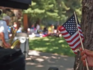 Glorious Fourth Independence Day Celebration at Shoup Park