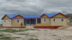 Progress at Healing Haiti's Grace Academy