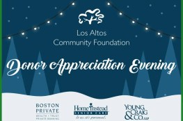 LACF Donor Appreciation Invitation