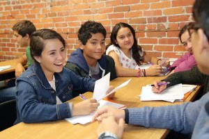 """""""I had a great summer school experience. Now that I am in high schooI I use all the strategies I learned to be successful. I'll always remember the fun times I had last summer."""" -Carlos, Summer Learning Initiative Student"""