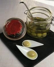 Olive sferiche dello chef Paco Roncero ©Ente Spagnolo del Turismo - Turespaña