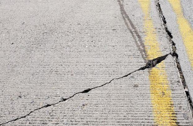 Peligro en la vía Málaga Capitanejo, motociclistas y deportistas los más afectados