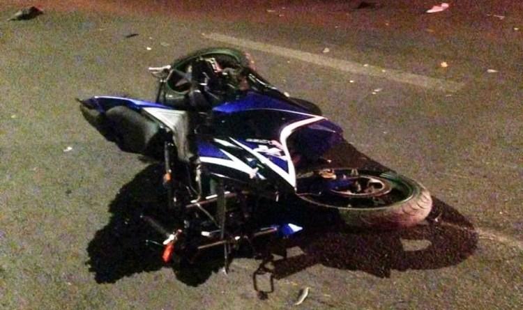 Dos heridos en accidente de tránsito en Capitanejo Santander