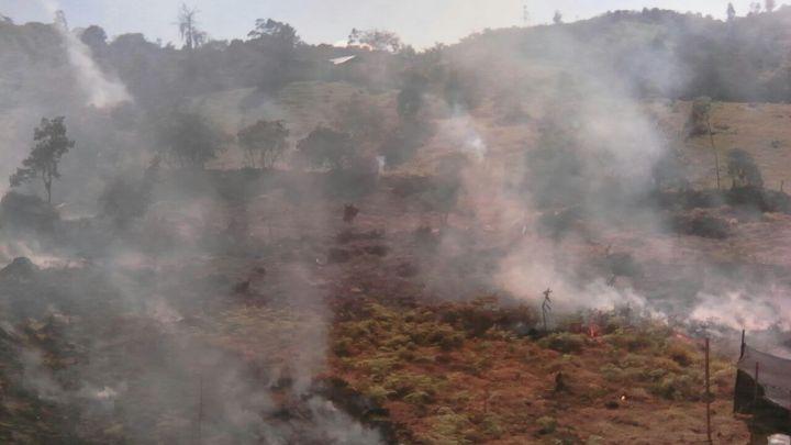 Atención en alerta roja municipios de García Rovira