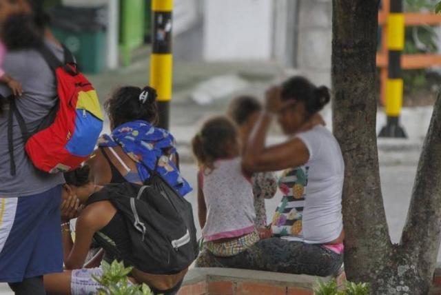 Venezolanas judicializadas por explotación de menores en Santander
