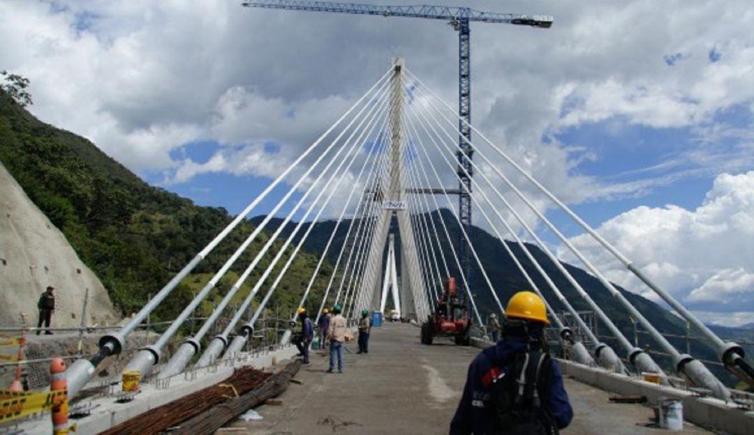 ¿Qué pasará con los puentes que no construyó SACYR? Esto podría pasar mañana