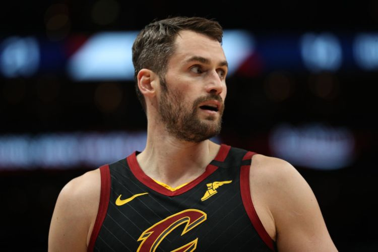 Cleveland Cavaliers Forward Kevin Love Commits $500,000 To ...