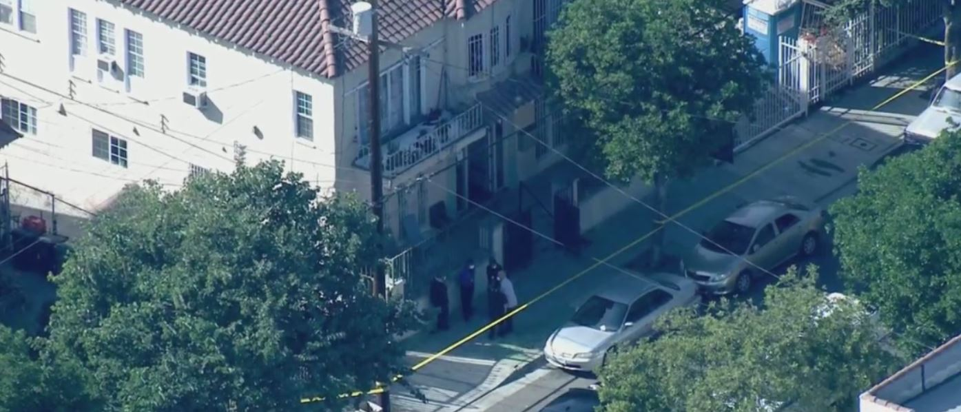 Young child, woman found dead inside home in Westlake area