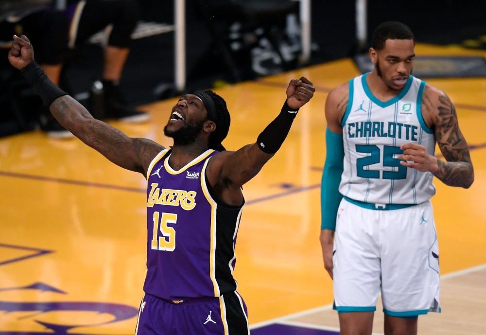 LeBron Puts Lakers Past Hornets 116-105 For 4th Straight Win – CBS Los  Angeles