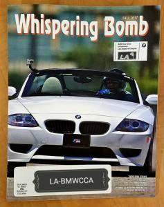 LA BMWCCA Whispering Bomb