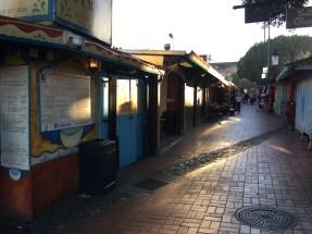 La calle Olvera