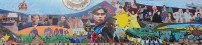 El mural en Filipinotown