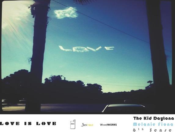 The Kid Daytona Feat. Melanie Fiona - Love Is Love