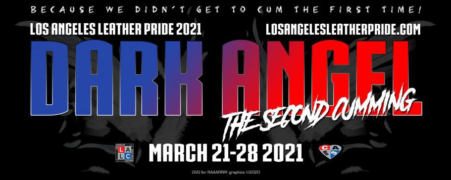 LA Leather Pride 2020 moves to 2021