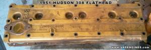 1951 Hudson 308 Flathead