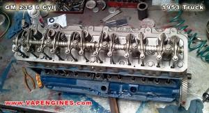 1953 Chevy GM 235 6 cylinder engine