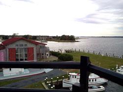 chesapeake bay lighthouse view