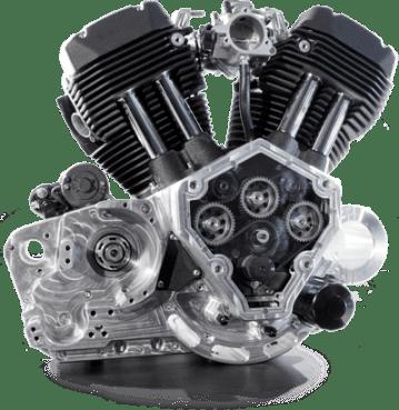 X132 Hellcat engine