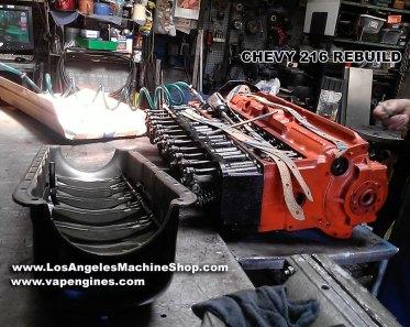 Chevy GM 216 rebuilt remanufactured