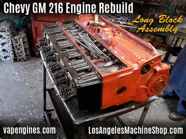 Chevy 216 Push rod