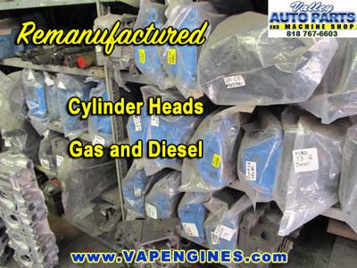 Remanufactured Cylinder Head Store