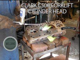 cast iron crack repair