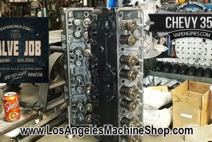 Chevy 350 Valve Job