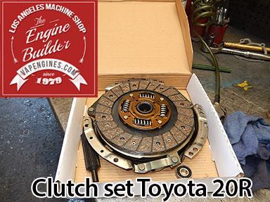 clutch set for toyota 20r
