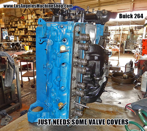 Buick 264 remanufactured engine
