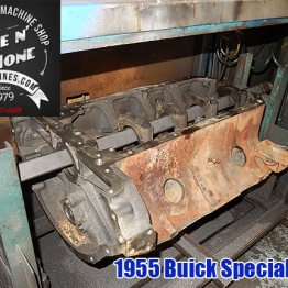 bore buick special engine block